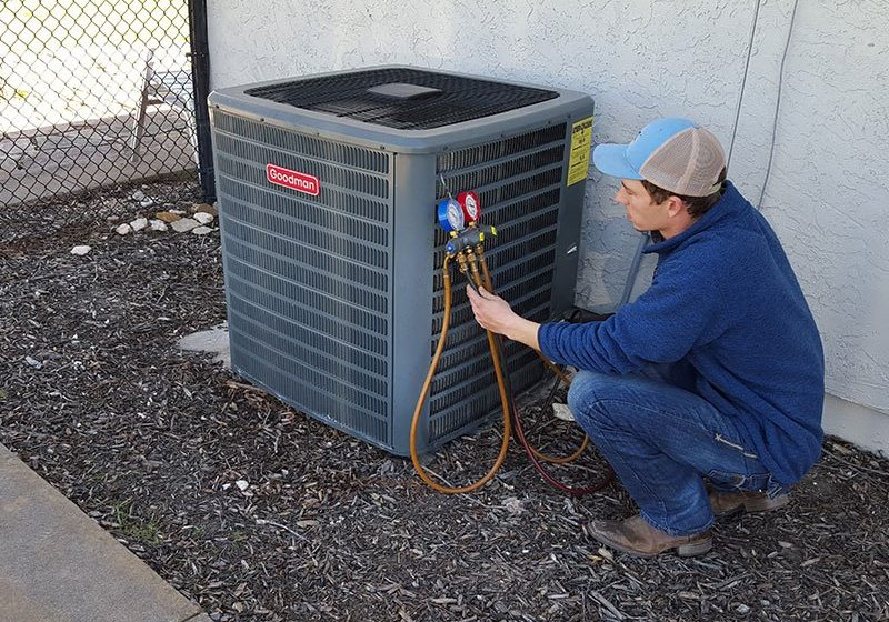 AC Heating Repair